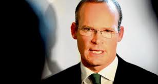Simon Coveney, Former Minister for Agriculture.